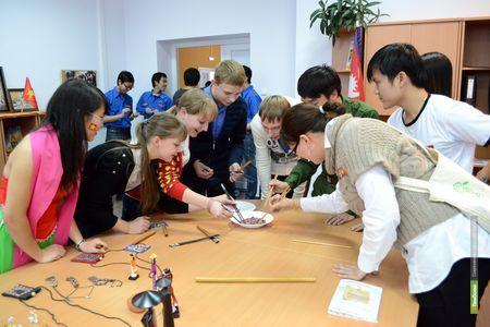 Тамбовские студенты отметят Дни национальных культур