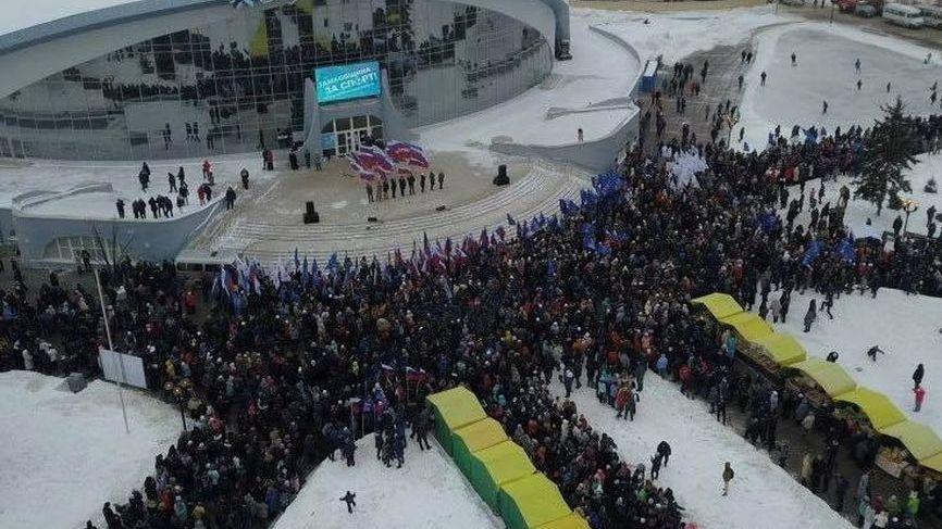 12 тысяч – в Тамбове, 30 тысяч – по всей области: в регионе прошла акция «Тамбовщина за спорт»