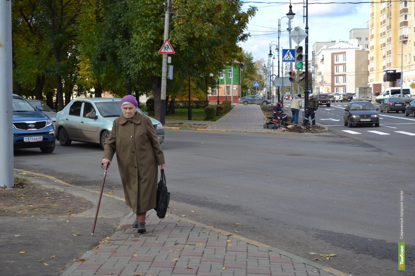 Тамбовские мошенники поживились за счет пенсионерки