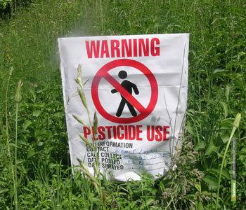 На Тамбовщине агрофирма хранила химикаты под открытым небом