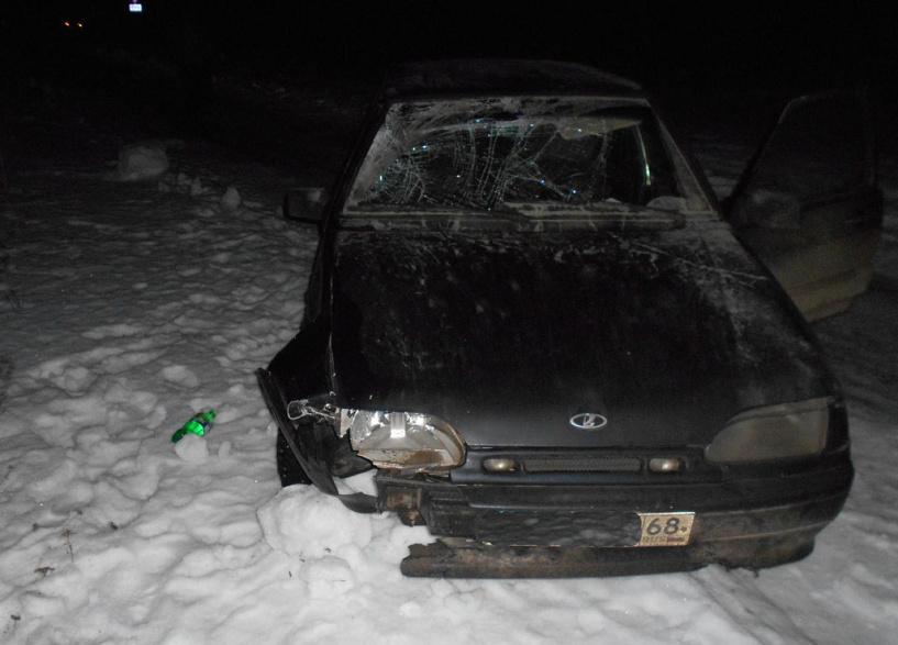 В области разыскивают водителя, сбившего насмерть мужчину