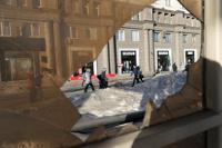 В Челябинске застеклили 5 тысяч зданий, пострадавших от метеорита