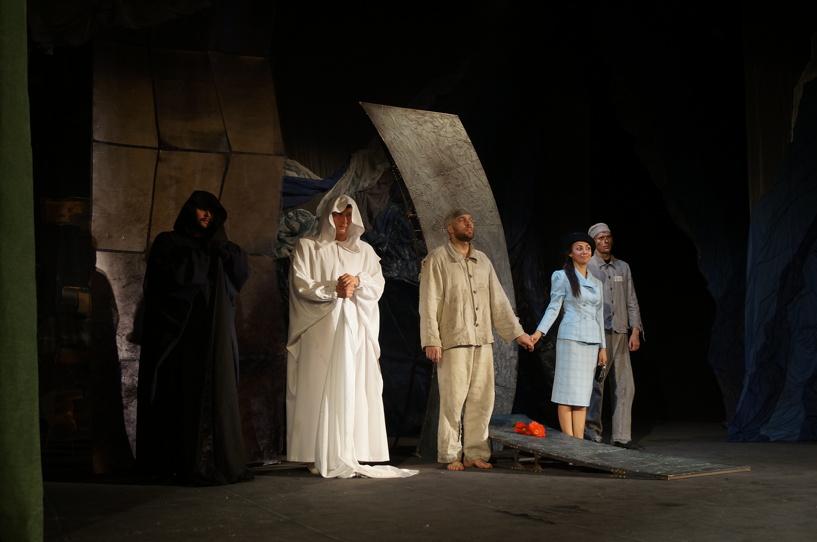 Альпийская баллада. Омский театр рассказывает о любви заключенных