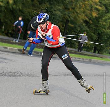 Тамбовские спортсмены встанут на лыжи 1 октября