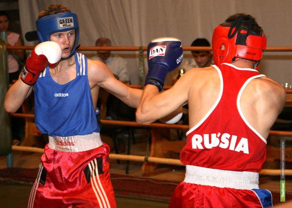 На Тамбовщину съедутся боксеры со всей России