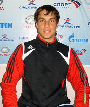 Михаил Тыняный вошел в символическую сборную 23-го тура