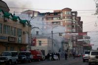 По факту двойного взрыва в Махачкале возбуждено уголовное дело