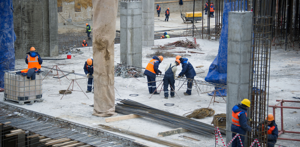 За год в регионе построили объектов почти на 33 миллиарда рублей