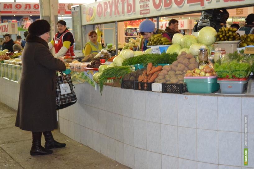 Тамбовскую картошку защитят от подделок