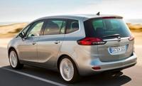 Все подробности о новом Opel Zafira