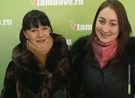 Голосуй за лучшую видеооткрытку на Втамбове.ру!