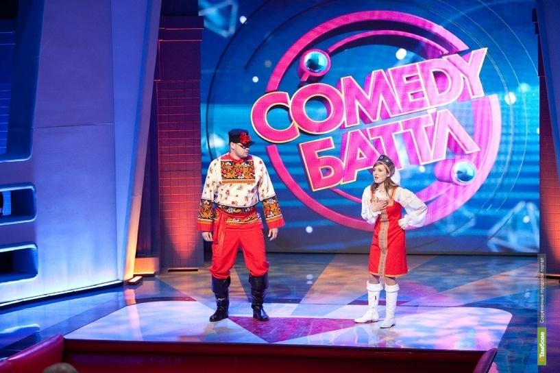 Тамбовчане пробились в финал «Comedy Баттл»!
