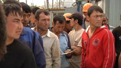 Из Тамбова выдворили 14 мигрантов
