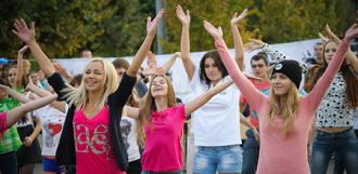 Молодых тамбовчан приглашают на танцевальный ринг