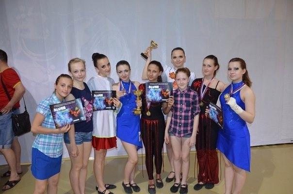 «Виктория» – победа? Танцевальный коллектив участвует в «Танцуй, Тамбов! – 2014»