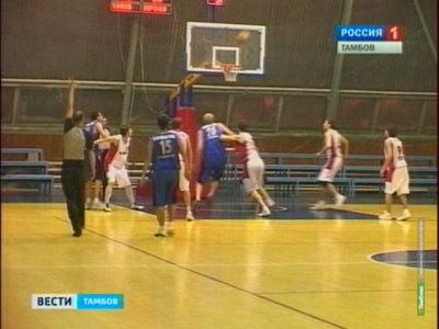Баскетболисты Тамбова проиграли на сибирском паркете