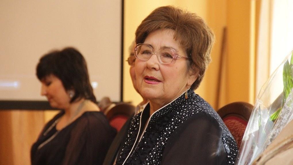 Актриса из Мичуринска награждена премией «Признание»