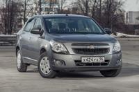 Chevrolet Cobalt: бразильский бюджетник