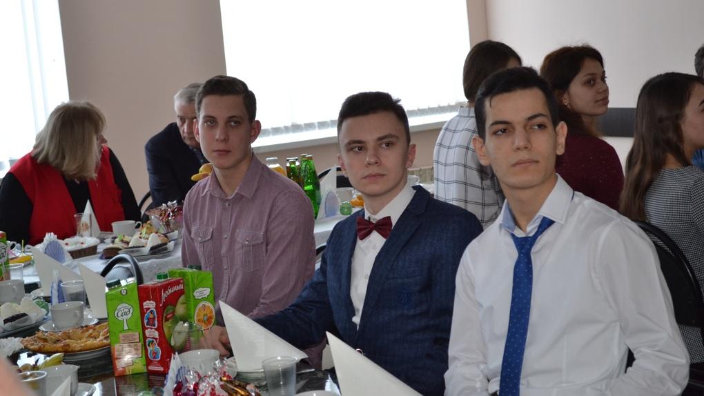 В Тамбовском филиале РАНХиГС отпраздновали день студента