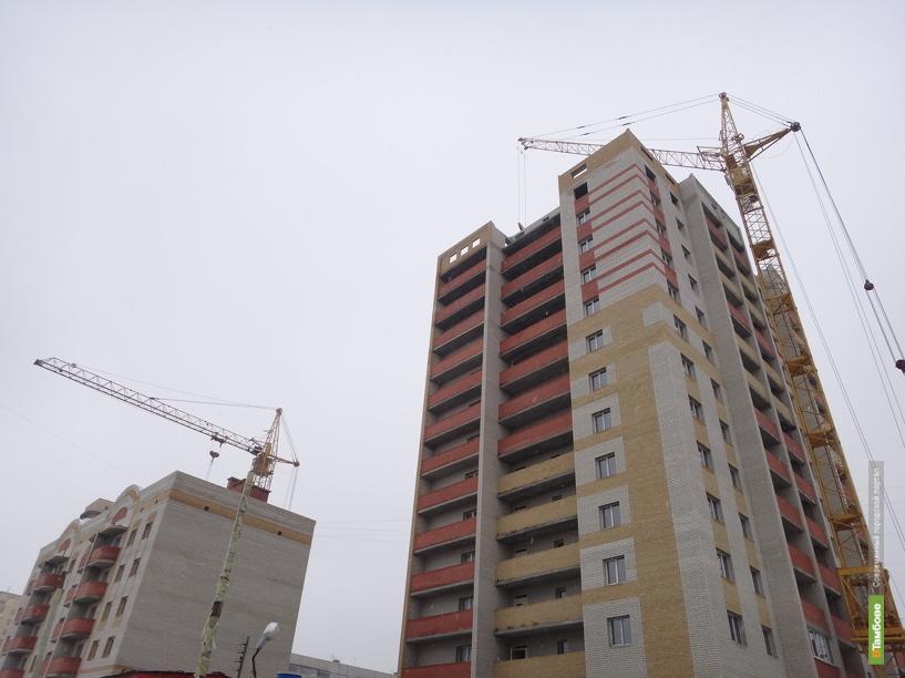 На северо-востоке от Тамбова возведут около 5 миллионов квадратных метров жилья