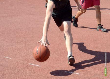 Первая игра финала чемпионата России по баскетболу стартует в Тамбове