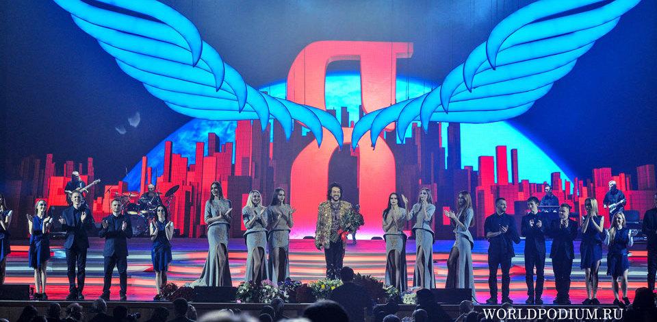 Филипп Киркоров представит в Тамбове грандиозное шоу «Я»