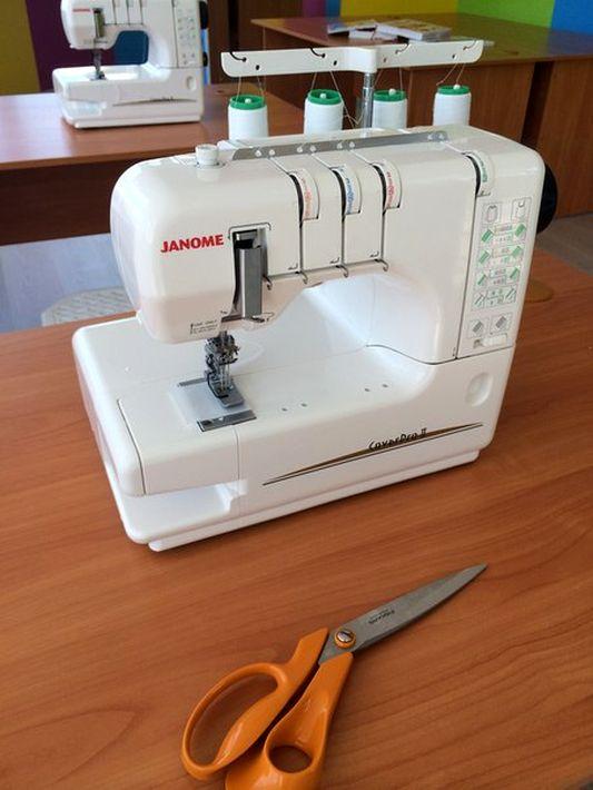 Салон швейных машин «Шью Сама» создал первый WORKPLACE в Тамбове