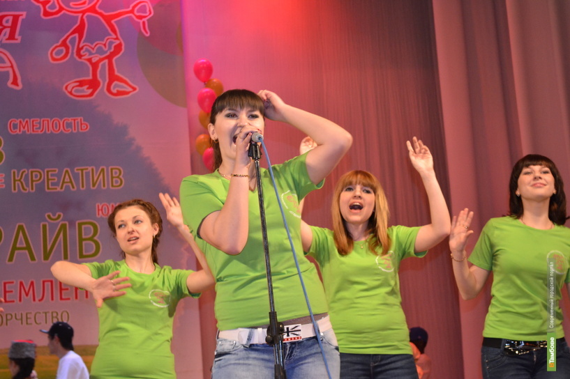 У тамбовчан появился шанс спеть на столичной сцене