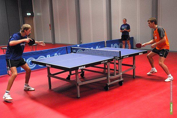 На Тамбовщине выбрали сильнейших теннисистов