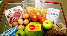 Цены на продукты в Тамбове за полгода подскочили на 4,5%