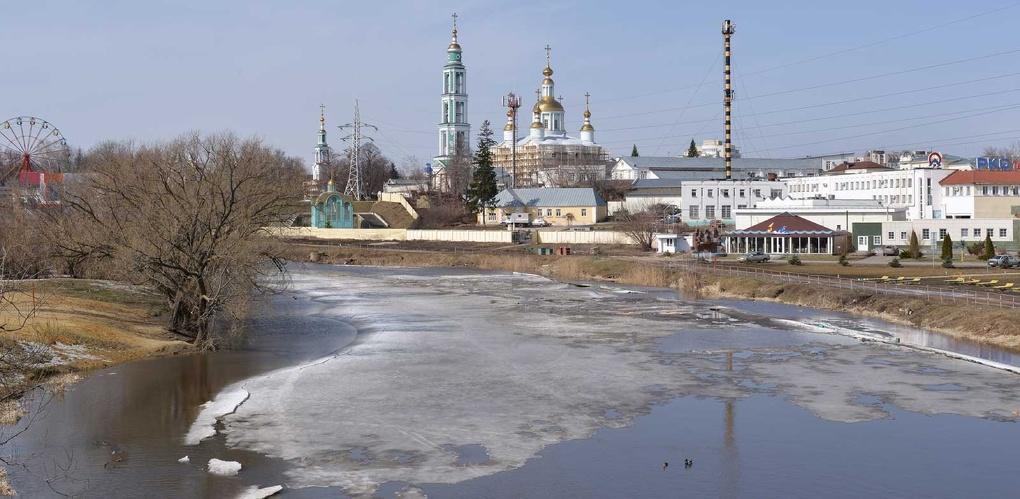 Мартовская температура воздуха в Тамбове была выше нормы