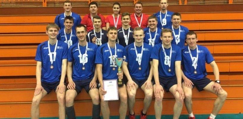 Волейбольный клуб «Тамбов» взял «бронзу» чемпионата России