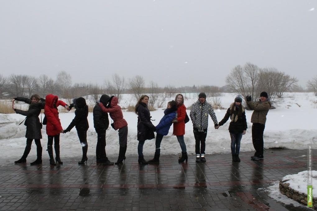 Улицы Тамбова захватит танцующая молодежь