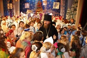 Ежегодный Рождественский фестиваль пройдёт по всем районам Тамбовщины