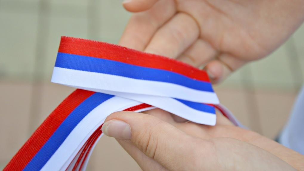 Тамбовчане смогут бесплатно получить ленточки с триколором 11 и 12 июня