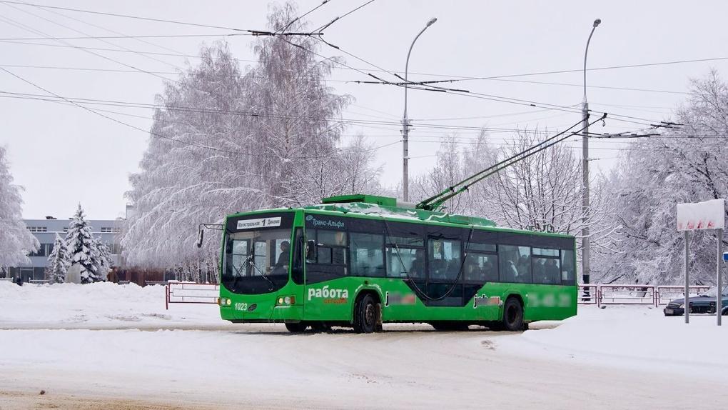 В день выборов городской общественный транспорт будет работать бесплатно