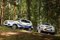 Ford Kuga vs Hyundai ix35: паркетная дуэль