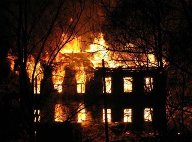 В Тамбовской области объявлен месячник пожарной безопасности