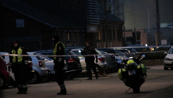 Теракт в Дании: мужчина расстрелял кафе и синагогу