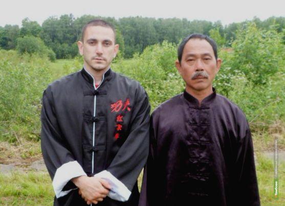 Тамбовские кунгфуисты переняли мастерство у вьетнамского профессора боевых искусств