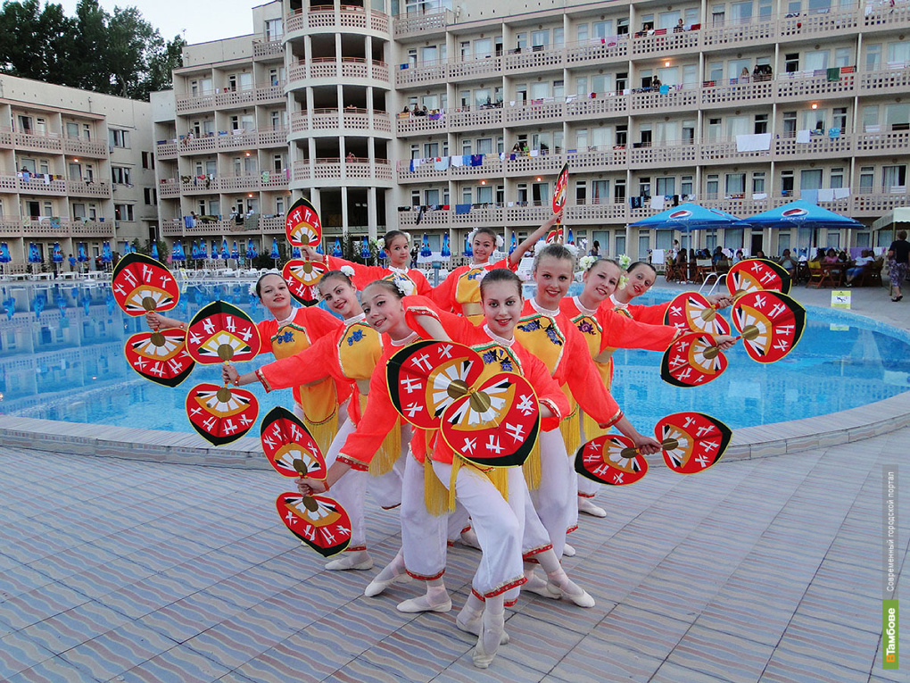 Танцоры из Тамбова взяли гран-при на «Салюте талантов»