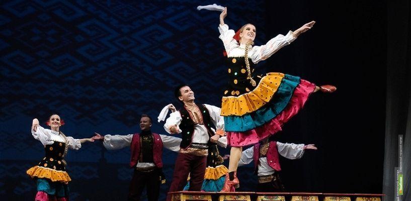 Почти 16 тысяч зрителей посетили концерты тамбовской «Ивушки» в Германии