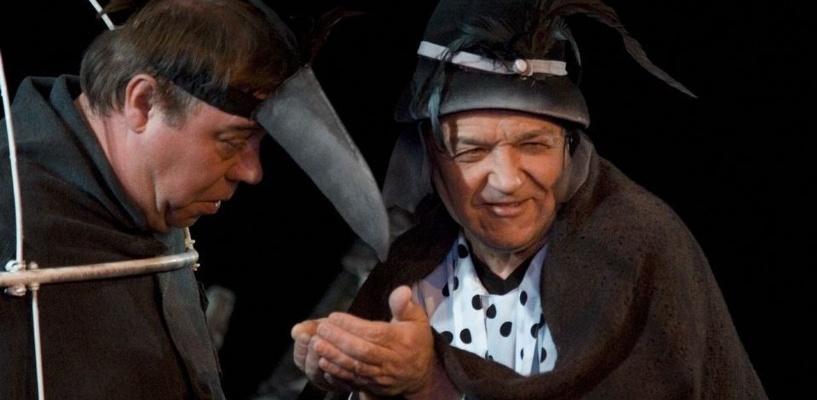 Молодежный театр из Тюмени растрогал тамбовского зрителя и жюри своей игрой