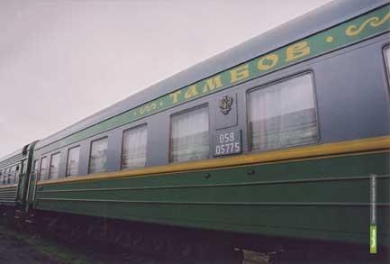 На ноябрьские праздники через Тамбов пустят дополнительные поезда