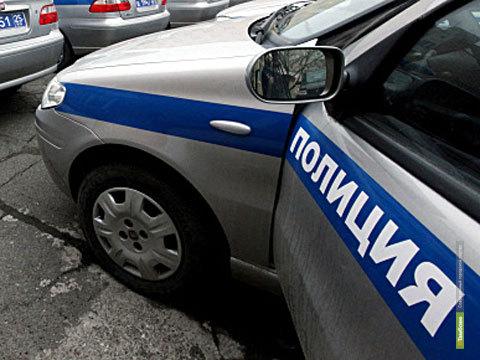 Мичуринский полицейский подрался в кафе