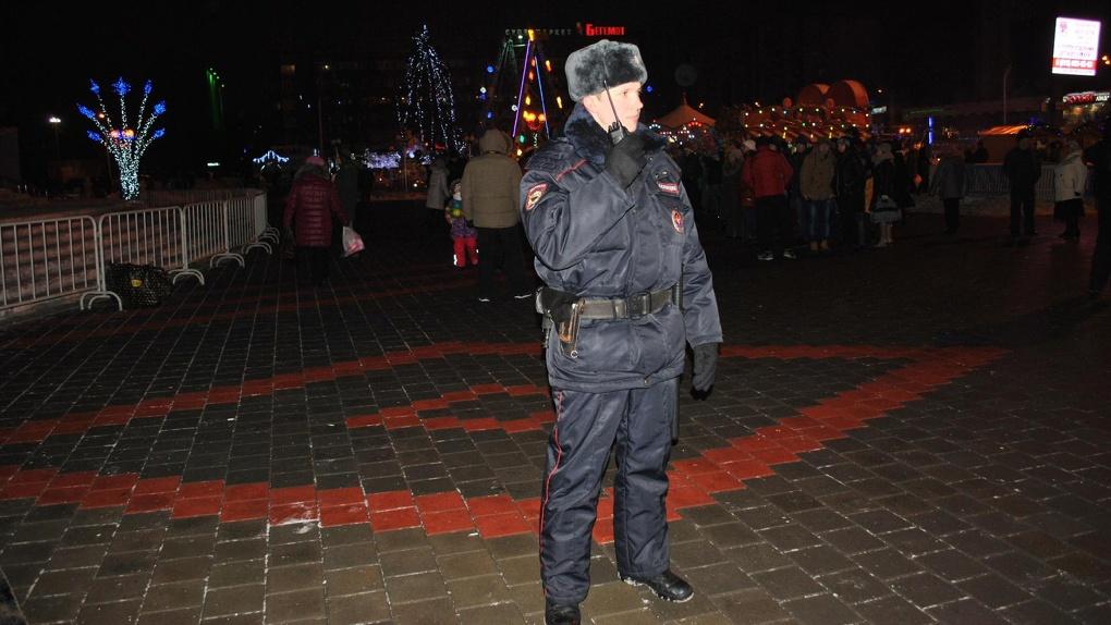 Празднование Рождества в Тамбове обошлось без происшествий