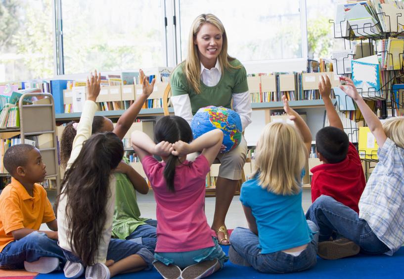 Воспитатели продемонстрируют свои педагогические таланты