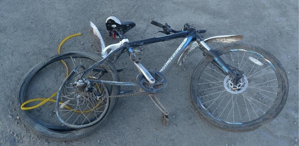 Пьяный водитель скорой помощи сбил велосипедиста