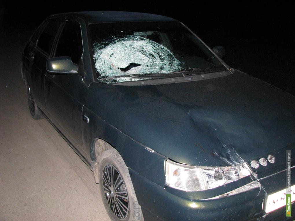 В ДТП погибла 14-летняя тамбовчанка