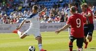 Россия потренировалась перед ЧМ-2014 на Норвегии и сыграла вничью